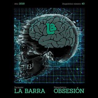 Cd La Barra Obsesion Nuevo 2018 En Stock