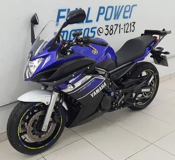 Yamaha Xj6 F 600 Azul 2013/13