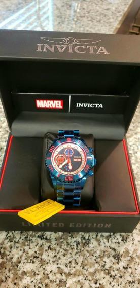 Envio Gratis Reloj Marvel Invicta Nuevo Mod 27156