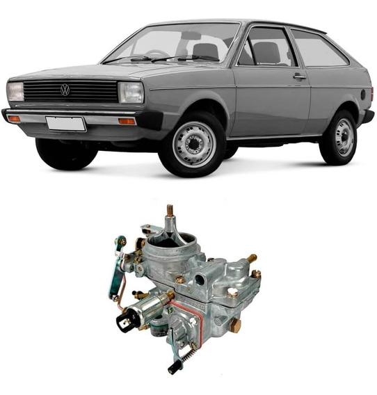 Carburador Vw Gol Quadrado 1.6 1985 A 1986 Gasolina Direito