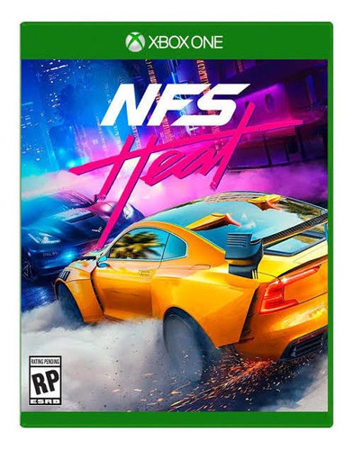 Need For Speed Heat - Xbox One - Novo - Lacrado