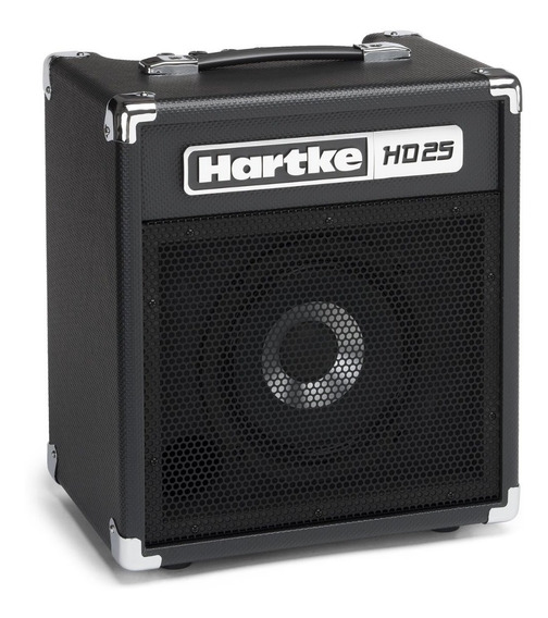 Amplificador Para Bajo 25w Dydrive Hd25 Hartke Promocion