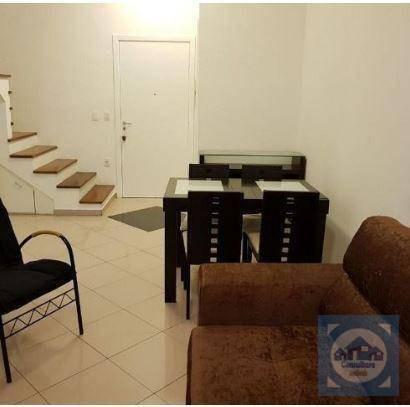 Imagem 1 de 22 de Flat Com 1 Dormitório À Venda, 76 M² Por R$ 371.000,00 - Gonzaga - Santos/sp - Fl0057