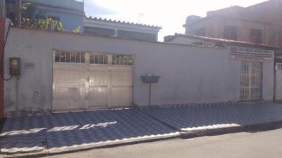 Casa Em Campo Grande, Rio De Janeiro/rj De 180m² 3 Quartos À Venda Por R$ 380.000,00 - Ca194980