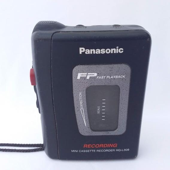 Antigo Walkman Da Marca Panasonic (cod.4411)