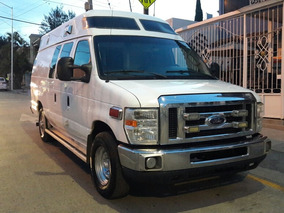 Ambulancia 2009 Ford E-350 Tipo 2, Diesel Demers