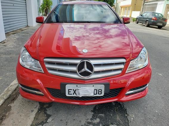 Mercedes-benz Classe C180 Coupe C 1.8 Cgi Turbo 2p 2012
