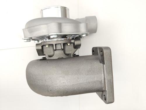 Imagen 1 de 7 de Turbo Completo Nuevo Aplicacion Perkins Fase 4 Fase 2 T04b58