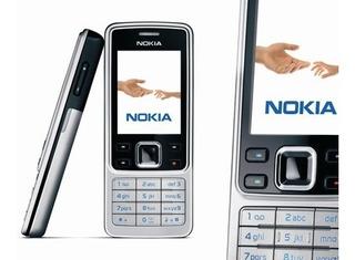 Celular Nokia 6300 Movistar