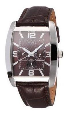 Relógio De Pulso Guess Original Steel U95012g2
