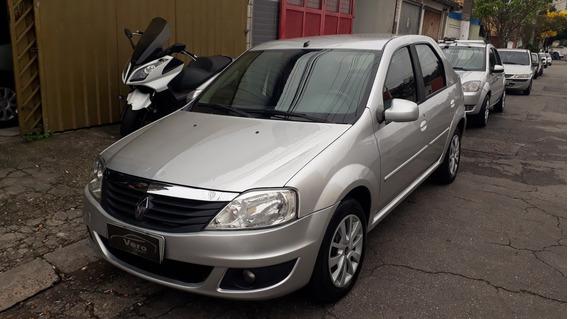 Renault Logan 1.6 Expression Hi-flex 4p - Completo - 2011