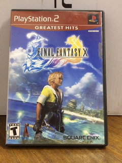Final Fantasy X Ps2 Envíos Todo Chile
