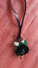 Botão Power E Sensor Tv Samsung Un46fh5205g Original
