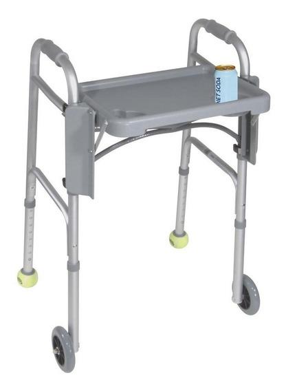 Charola Bandeja Plegable Para Andadera Ortopedica Marca Driv