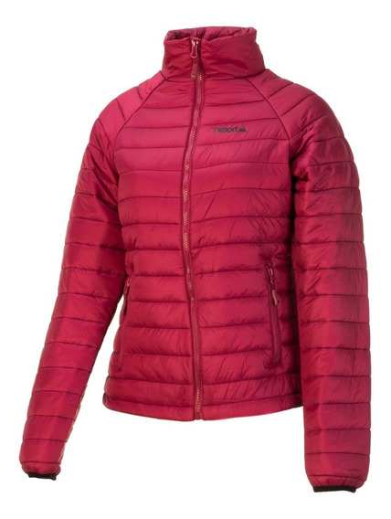 Campera Mujer Nexxt Performance Blue Hills Ii