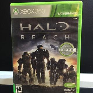 Halo Reach - Videojuego Xbox 360