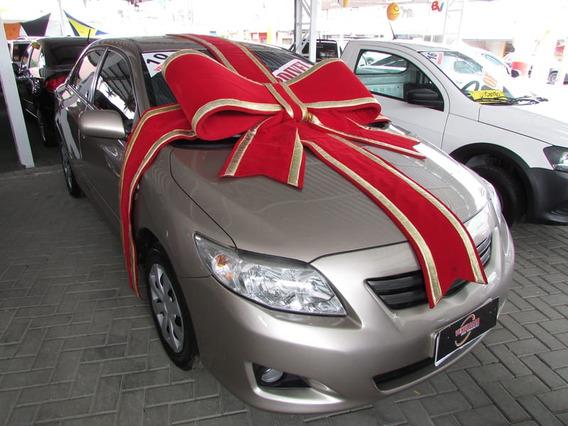 Toyota Corolla Sedan Xli 1.8 16v 2010