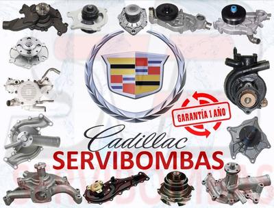 Bombas De Agua Automotrices Cadillac Bls,cts,srx Guatemala
