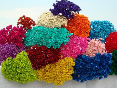 Sempre Vivas 52 Minibuquêsinhos De Flores Casamentos/decora