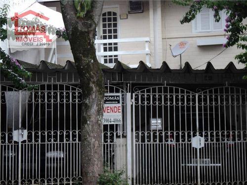 Imagem 1 de 26 de Sobrado Residencial À Venda, Conjunto Residencial Vista Verde, São Paulo. - So0294