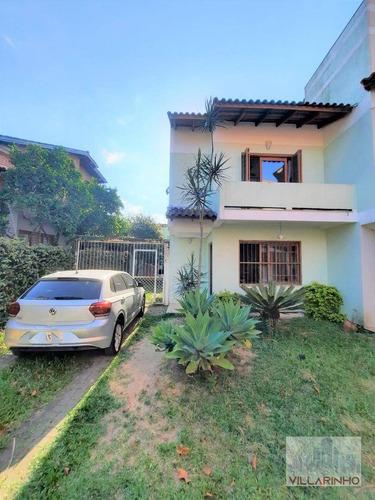 Casa À Venda - Imperial Park - Porto Alegre/rs - Ca0647