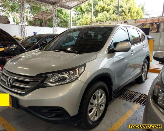Honda Cr-v Lx At