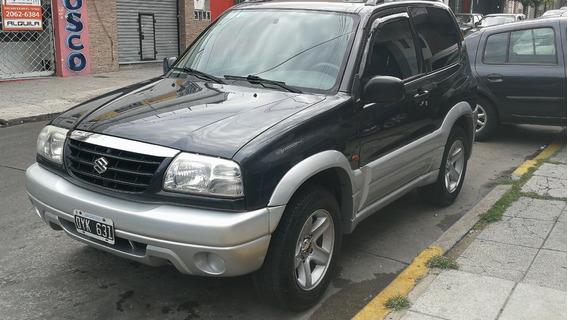 Suzuki Grand Vitara 3p - 1.6 - 4x4 - 2002 -