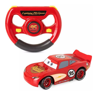 Cars Carro Teledirigido Rayo Mcqueen De Disney Pixar Cars