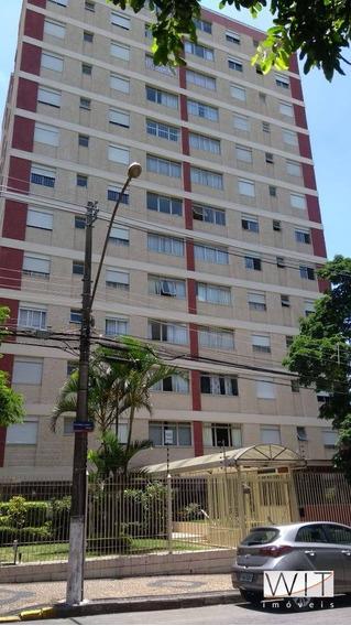 Apartamento Com 3 Dormitórios À Venda, 96 M² Por R$ 420.000 - Bonfim - Campinas/sp - Ap1110