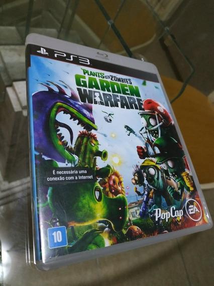 Plants Vs Zombies Garde Warfare Ps3 Usado