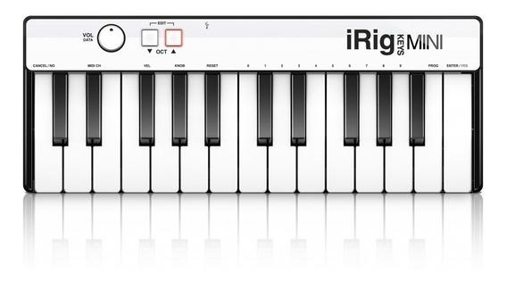 Irig Keys Mini Ik Teclado Controlador iPad Android Mac Pc