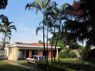 Chácara Residencial À Venda, Dois Córregos, Piracicaba. - Ch0009
