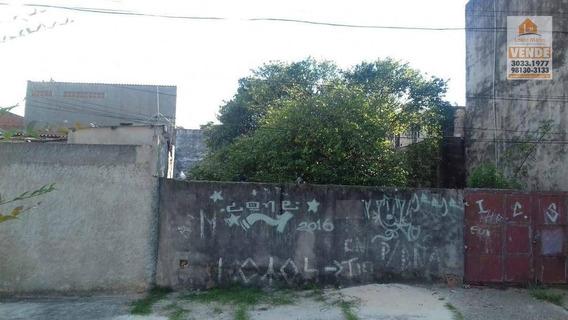 Terreno Vende Vila Mineirão - Te1341