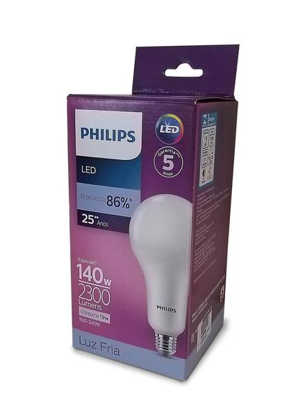 Lâmpada 19 W Ledbulb A60 Branca 6500k - Philips