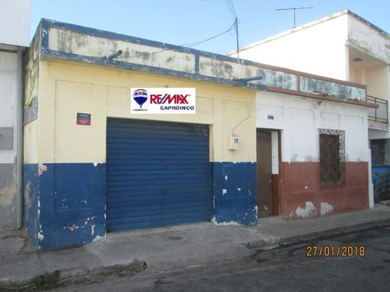 Casa Con Local Comercial En Cagua