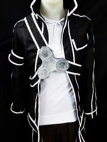 Cosplay Disfraz Kirito Sao A Pedido