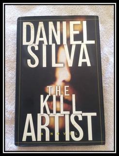 The Kill Artist Daniel Silva Pasta Dura En Inglés