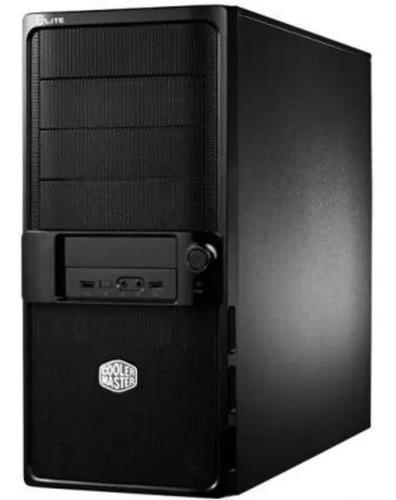 Gabinete Preto P/ Pc Gamer - Elite 335u - Cooler Master