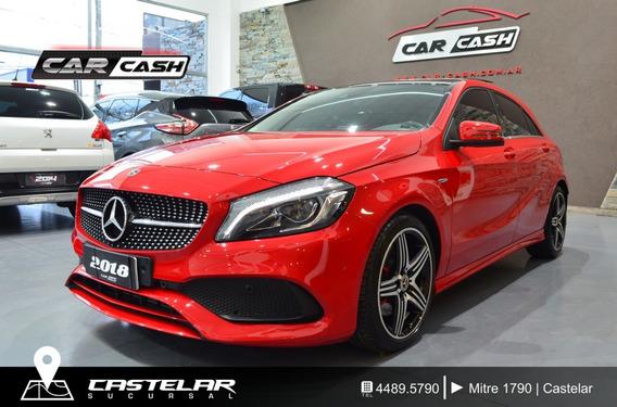 Mercedes Benz Clase A 2018 2.0 A250 Sport 218cv