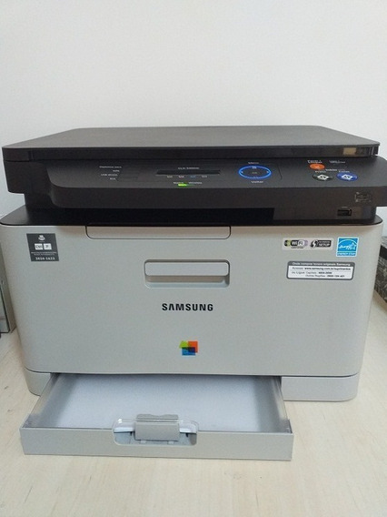 Impressora Multifuncional Laser Colorida Clx-3305w Samsung