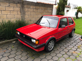 Volkswagen Caribe Año 1985 Caribe Gt