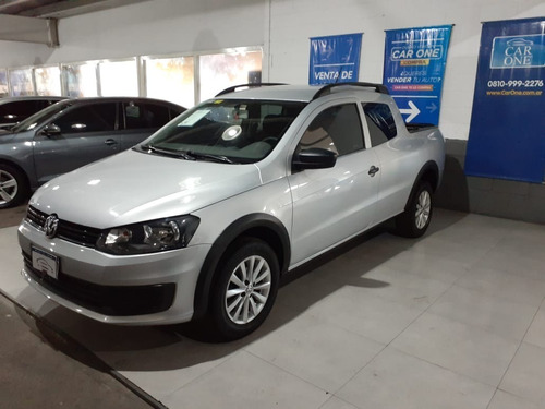 Volkswagen Saveiro 1.6 Gp Ce 101cv Safety + Pack High Dg