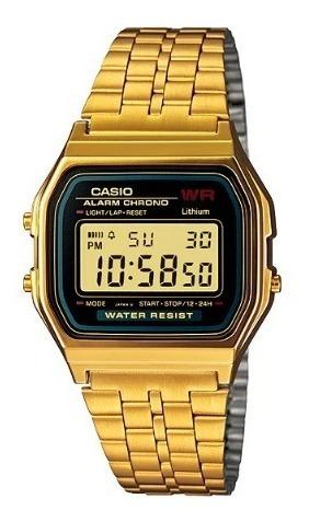 Relógio Casio A159wgea + Garantia De 1 Ano + Nf