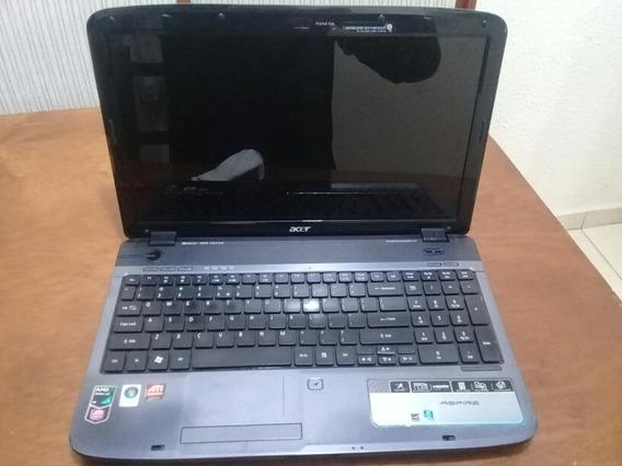 Notebook Acer Aspire 5536