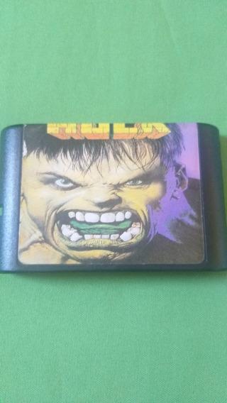 The Incredible Hulk Mega Drive
