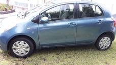 Toyota Yaris 5p, Año 2008