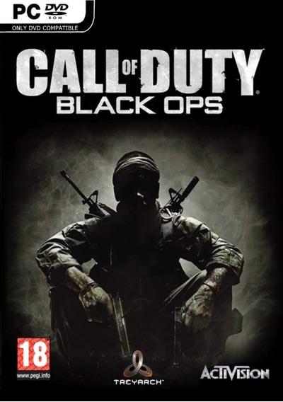Call Of Duty Black Ops Pc - 100% Original (steam Key)
