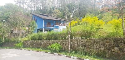 Casa Para Venda 550m² - Condomínio Alto Padrão Green Valley - Jd Itatiaia - Embu Das Artes - 192 - 33425100