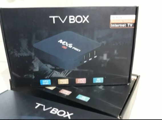 Transforme Sua Tv Em Smart 3gb 32gb Android 9.1