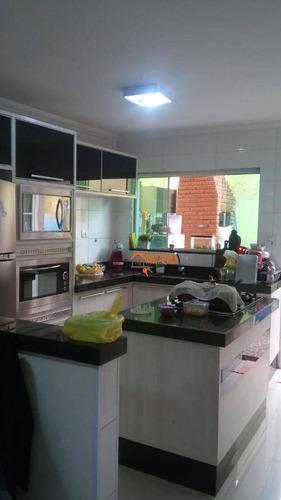 Imagem 1 de 8 de Casa Com 2 Dormitórios À Venda, 70 M² Por R$ 470.000,00 - Jardim Das Nações - Guarulhos/sp - Ca0245